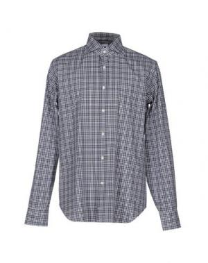 Pубашка LEXINGTON. Цвет: черный