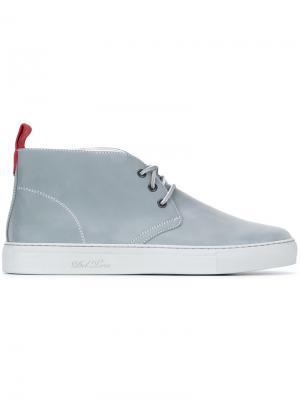 Хай-топы Alto Chukka Del Toro Shoes. Цвет: серый