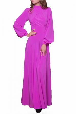 Платье MARICHUELL. Цвет: сиреневый