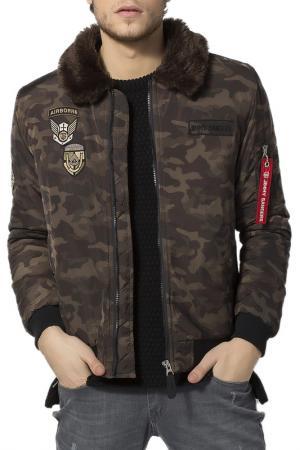 Jacket JIMMY SANDERS. Цвет: khaki