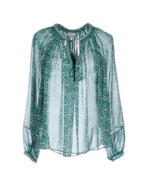Блузка TALITHA. Цвет: зеленый