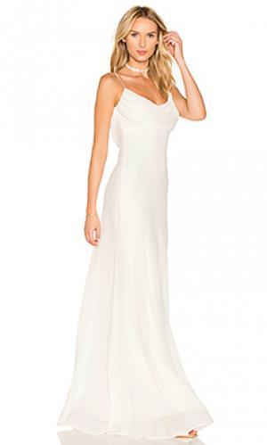 Вечернее платье eden Katie May. Цвет: ivory