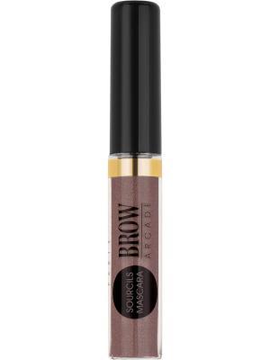 Тушь для бровей Brow mascara тон 01 Vivienne Sabo. Цвет: темно-коричневый