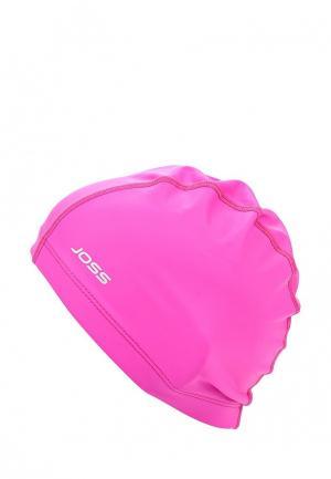 Шапочка для плавания Joss. Цвет: фуксия