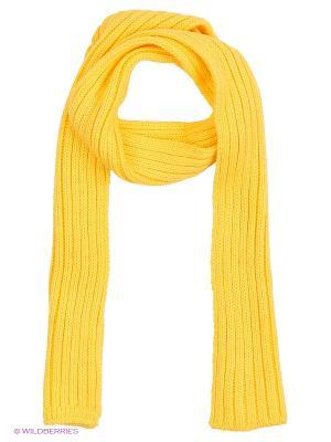Шарф Vitacci. Цвет: желтый