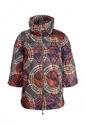 Куртка утепленная Indiano Natural. Цвет: разноцветный