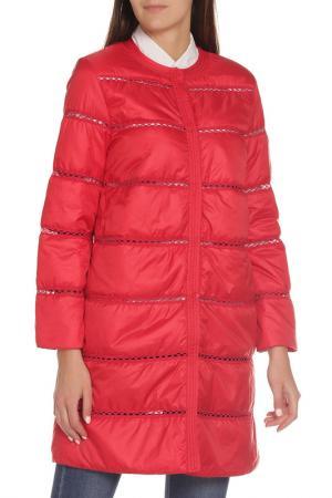 Куртка Ermanno Scervino. Цвет: красный