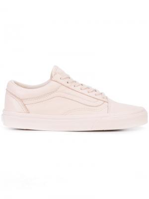 Кеды Mono Old Skool Vans. Цвет: розовый и фиолетовый