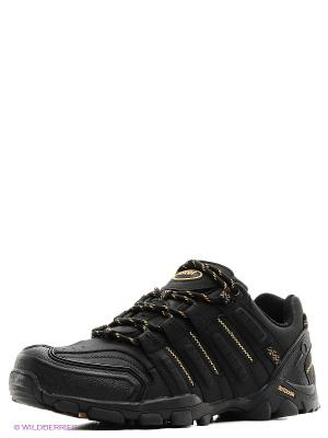 Ботинки Ascot. Цвет: черный, бежевый