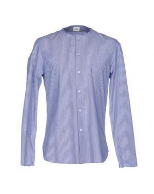 Pубашка OFFICINA 36. Цвет: синий