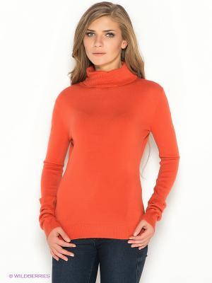 Свитер Ada Gatti. Цвет: оранжевый
