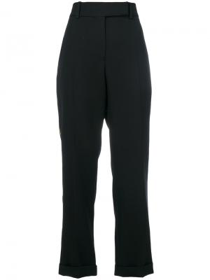 Строгие брюки Haider Ackermann. Цвет: чёрный