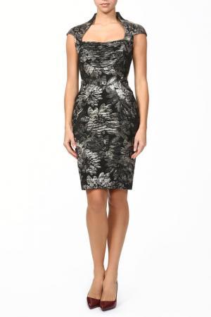 Платье Malandrino. Цвет: черный
