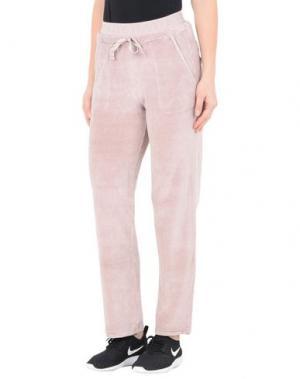 Повседневные брюки DEHA. Цвет: светло-розовый