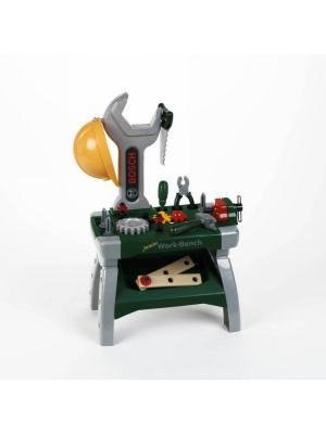 Верстак с инструментами BOSCH JUNIOR KLEIN. Цвет: зеленый