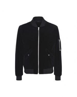 Куртка HARMONY Paris. Цвет: черный