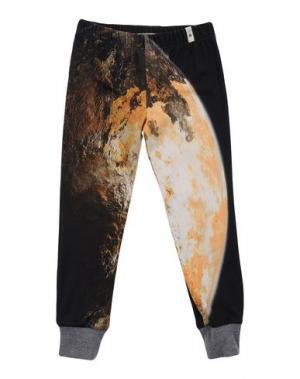 Повседневные брюки POPUPSHOP. Цвет: черный