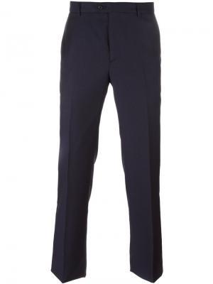 Строгие брюки Éditions M.R. Цвет: синий