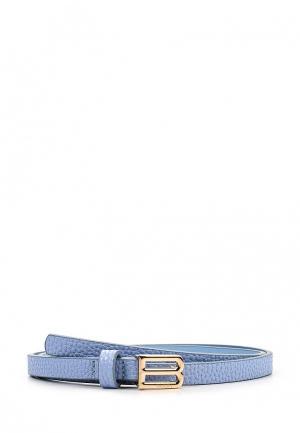 Ремень Baon. Цвет: голубой