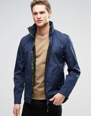 Parka London Нетканая куртка Jesper. Цвет: темно-синий