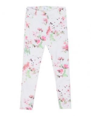 Повседневные брюки ILLUDIA. Цвет: слоновая кость