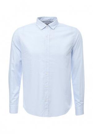 Рубашка Frank NY. Цвет: голубой