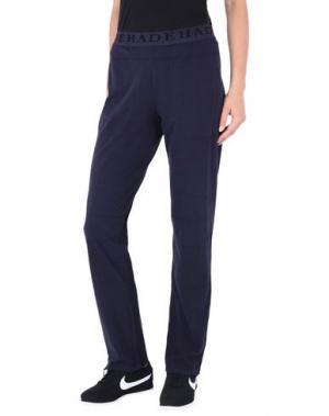 Повседневные брюки DEHA. Цвет: темно-синий
