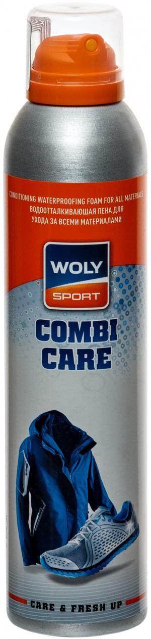 Водоотталкивающая пена для ухода за всеми материалами  Sport , 250 мл Woly