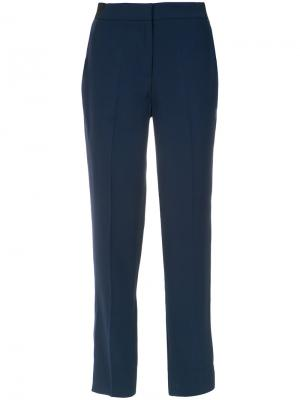 Tailored Sport trousers Egrey. Цвет: синий