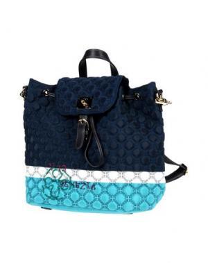 Рюкзаки и сумки на пояс V° 73. Цвет: темно-синий