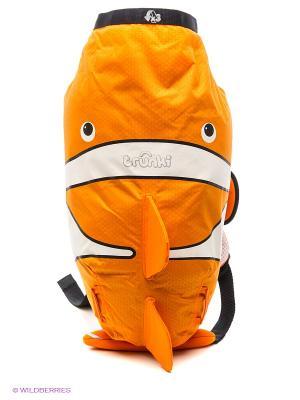 Рюкзак для бассейна и пляжа TRUNKI. Цвет: оранжевый