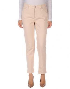 Джинсовые брюки CAMBIO. Цвет: розовый