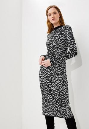 Платье Michael Kors. Цвет: разноцветный