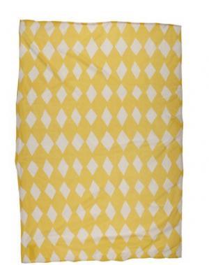 Пляжное полотенце BOBO CHOSES. Цвет: желтый