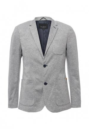 Пиджак Top Secret. Цвет: серый