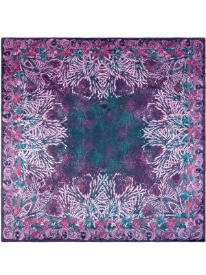 Платок Eleganzza. Цвет: бирюзовый, лиловый, сиреневый