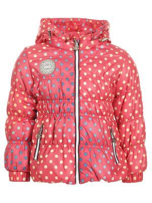 Куртки Arista. Цвет: розовый