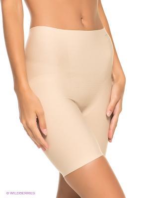 Корректирующие панталоны BlackSpade. Цвет: бежевый