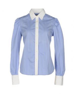 Pубашка POLO JEANS COMPANY. Цвет: лазурный