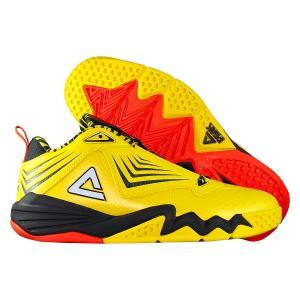 Кроссовки PEAK. Цвет: жёлтый