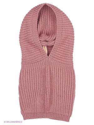 Шапка GREENMANDARIN. Цвет: серый, розовый