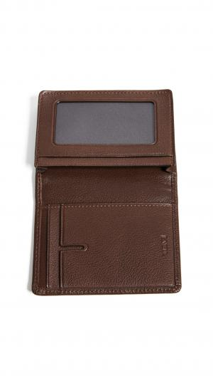 Nassau Gusseted Card Case Tumi