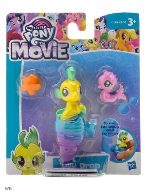 Mlp Мерцание пони-подружки My Little Pony. Цвет: желтый, лазурный