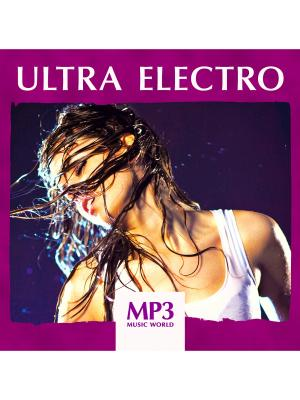 MP3 Music World. Ultra Electro (компакт-диск MP3) RMG. Цвет: фиолетовый