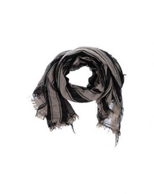 Платок CORNICI. Цвет: черный