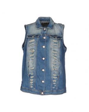 Джинсовая верхняя одежда TWENTY EASY by KAOS. Цвет: синий