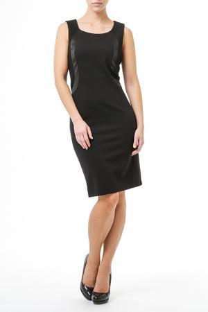 Платье Malvin. Цвет: black