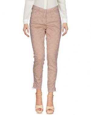 Повседневные брюки CAMBIO. Цвет: пастельно-розовый