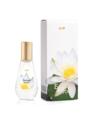 Духи Белый лотос 9,5 мл Dilis Parfum. Цвет: прозрачный