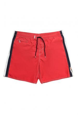 Пляжные плавки 168885 Bogner Fire+ice. Цвет: красный